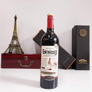 RV08 - France Bordeaux L.E Entrecote VDP