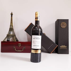 RV06 - France Bordeaux L.E Chateau AOP