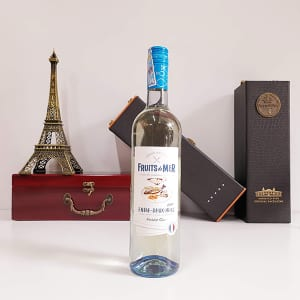 RV07 - France Bordeaux L.E Fruits De Mer AOP
