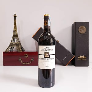 RV09 - France Bordeaux L.E Cabernet VDP